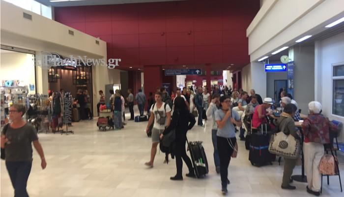 Το δημοτικό συμβούλιο Χανίων κατά της παραχώρησης του αεροδρομίου Χανίων