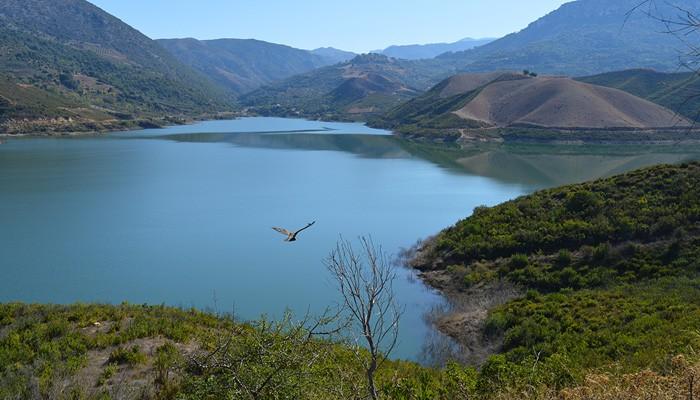 Θα κατακλυστεί από τα νερά του χειμάρρου η λίμνη στο Φράγμα Χαλαυριανού