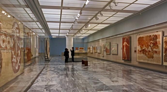 Συνεχίζονται οι ξεναγήσεις στο Ηράκλειο