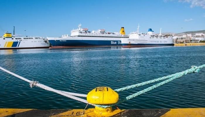 Δεμένα τα πλοία από και προς την Κρήτη – Σε ισχύ απαγόρευση απόπλου