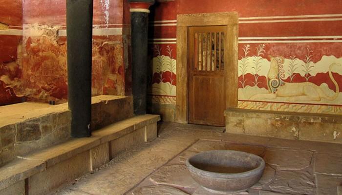 Από πότε είχαμε κεντρική θέρμανση; Από το 7000 πΧ στην Κρήτη!