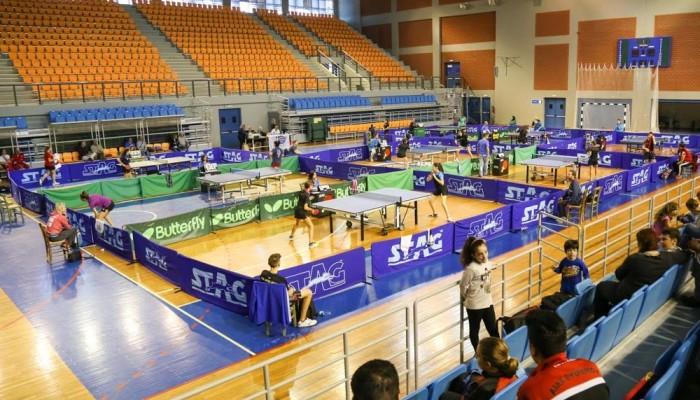 Στον Κλαδισό το πανελλήνιο πρωτάθλημα Πινγκ Πονγκ