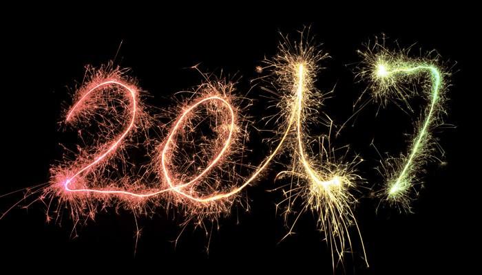 Ευτυχισμένο και...καλύτερο το 2017!