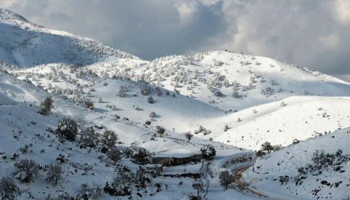 Μαγεύει η ορεινή Κρήτη ντυμένη στα