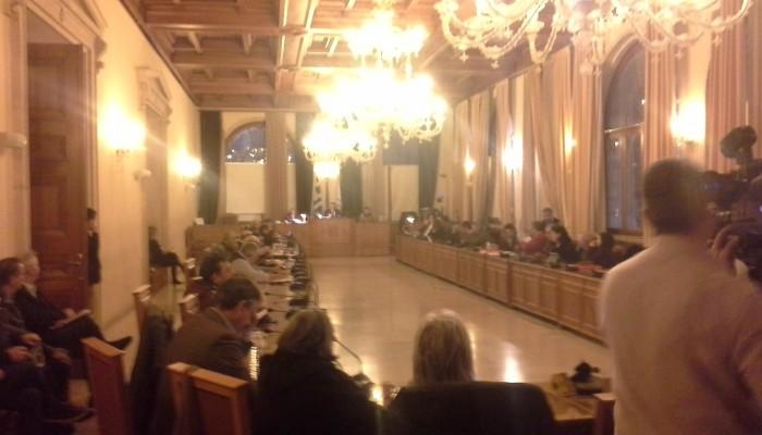 Συνεδριάζει το Δημοτικό Συμβούλιο με 46 θέματα