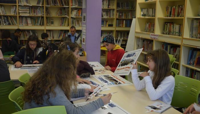 Από το Δημοτικό Τσικαλαριών στο... Escola Salvador Sanroma της Ισπανίας