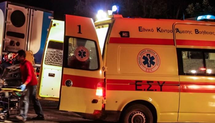 Σύγκρουση αυτοκινήτου με μοτοσικλέτα μετά τα μεσάνυχτα στην Κρήτη