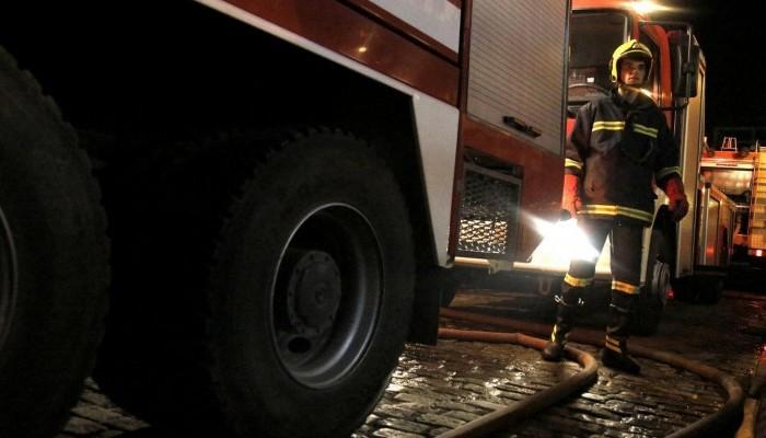 Βρήκαν ποιος έβαλε φωτιά στην ταβέρνα στον δήμο Χερσονήσου
