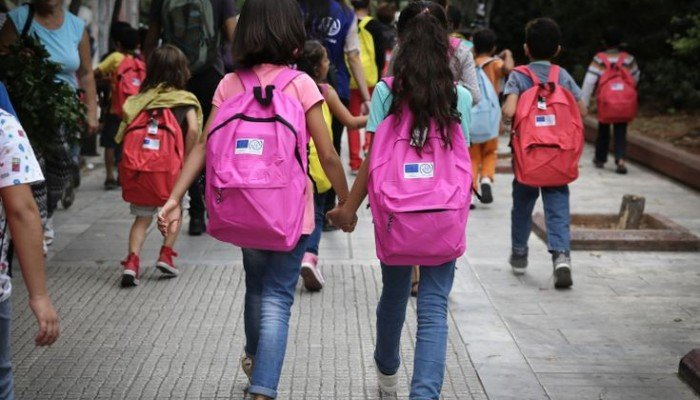 Ετοιμάζονται τμήματα ένταξης στα σχολεία της Κρήτης για τα προσφυγόπουλα