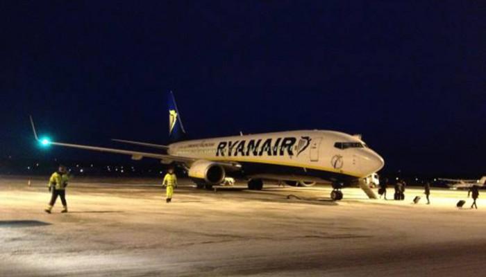 Ryanair: Τέλος οι πτήσεις