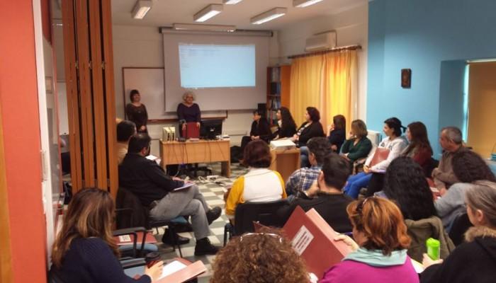 Εκπαιδευτικό σεμινάριο με θέμα: Παρεμβάσεις Πρόληψης «Αλκοόλ και Νέοι»