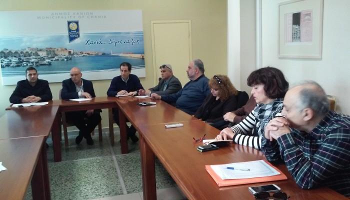 Σε πιθανή ανακατανομή μαθητών θα προχωρήσει ο δήμος Χανίων