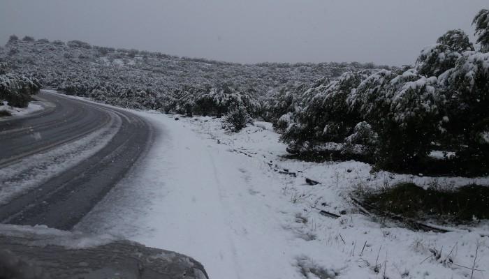 Ανοικτό το οδικό δίκτυο στον Δήμο Βιάννου