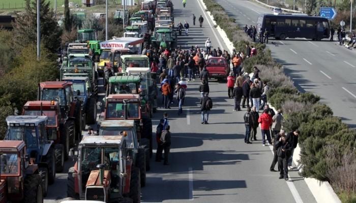 Στο συλλαλητήριο αλληλεγγύης στους αγρότες συνδικάτα του Ηρακλείου
