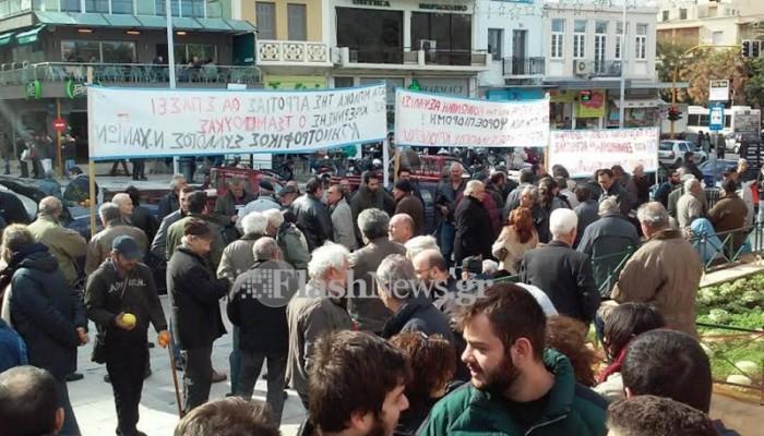 Με ψέματα συνεχίζει να παραπλανεί ο ΣΥΡΙΖΑ τον αγροτικό κόσμο