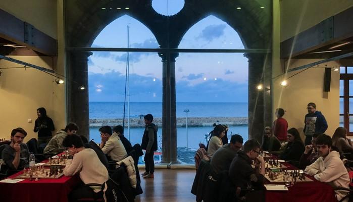 Συνεχίζονται μέχρι 8 Ιανουαρίου οι αγώνες σκάκι στα Χανιά