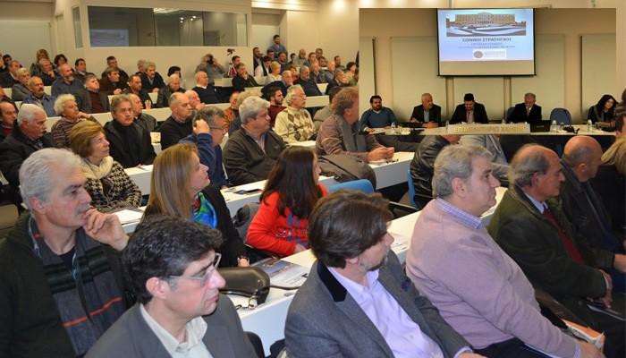 Πλήθος κόσμου στην παρουσίαση της πρότασης του ΙΜΜ για την βιώσιμη ανάπτυξη