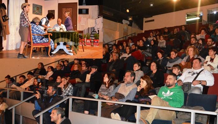 Με επιτυχία η πρεμιέρα του νέου θεατρικού έργου από την «Αρένα» στα Χανιά