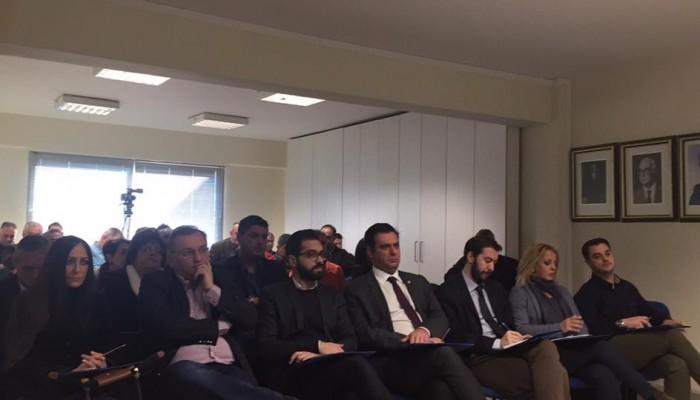 Με συμμετοχή 80 στελεχών της ΝΔ η Πολιτική Ακαδημία Στελεχών στη Θεσ/νικη