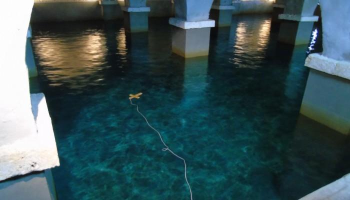 Και φέτος η τελετή καθαγιασμού των υδάτων στη Δεξαμενή Χανίων