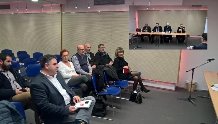 Η 1η συνεδρίαση Περιφερειακού Συμβουλίου Κρήτης της Δημοκρατικής Συμπαράξης