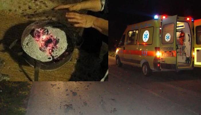 Δηλητηριάστηκαν από μαγκάλι στο Ηράκλειο – Δύο σε σοβαρή κατάσταση