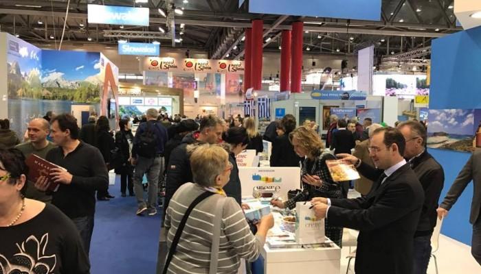 Δυναμικό ξεκίνημα για την Κρήτη στην τουριστική έκθεση της Βιέννης