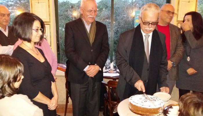 Την πρωτοχρονιάτικη πίτα της έκοψε η ΕΛΕΠΑΠ Χανίων (φωτο)