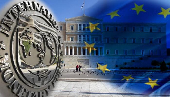 Με ή χωρίς ΔΝΤ ο δρόμος είναι ανηφορικός και δύσβατος.