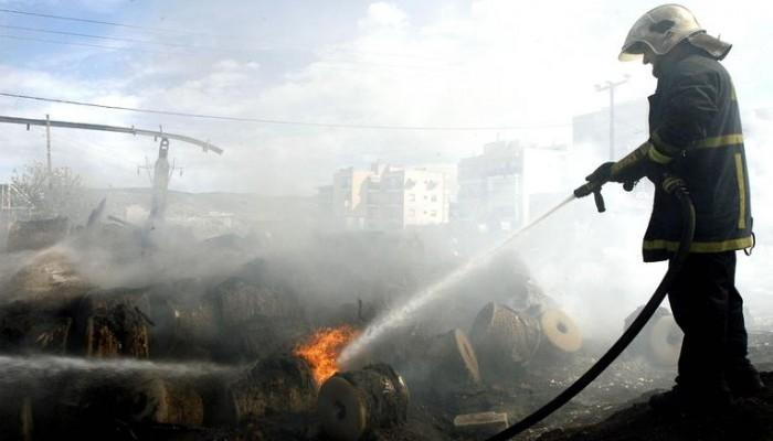 Πυρκαγιά αποτέφρωσε φορτηγό στο Ρέθυμνο