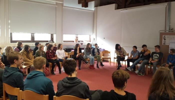 Το Γυμνάσιο Γαζίου στο Μόναχο στα πλαίσια προγράμματος ERASMUS+