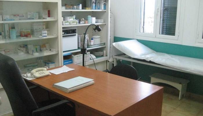Ευχαριστούν για το νέο ιατρείο στη συνοικία της Αγίας Αικατερίνης