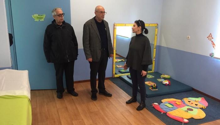 Το παράρτημα Χανίων της ΕΛΕΠΑΠ επισκέφτηκε ο δήμαρχος Χανίων