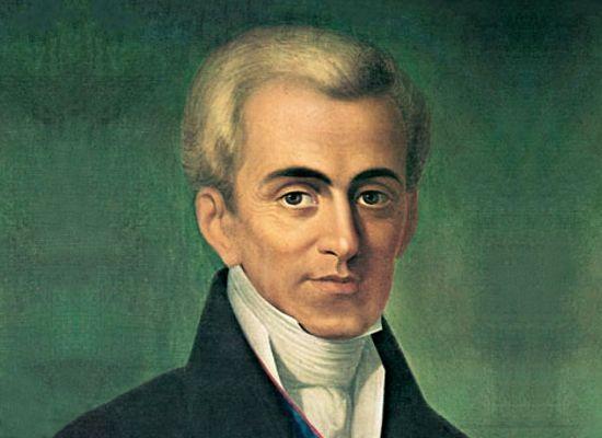 Ιωάννης Καποδίστριας: Ο διαχρονικά επίκαιρος Κυβερνήτης του Έθνους μας