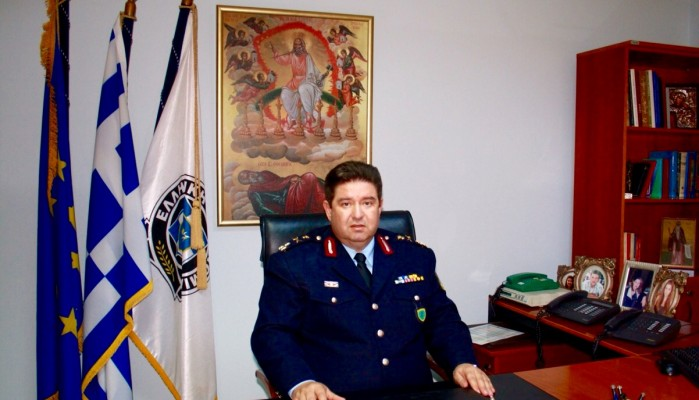 Ξεκίνησαν οι κρίσεις στην ΕΛ.ΑΣ. - Ο Μ.Καραμαλάκης Επιτελάρχης
