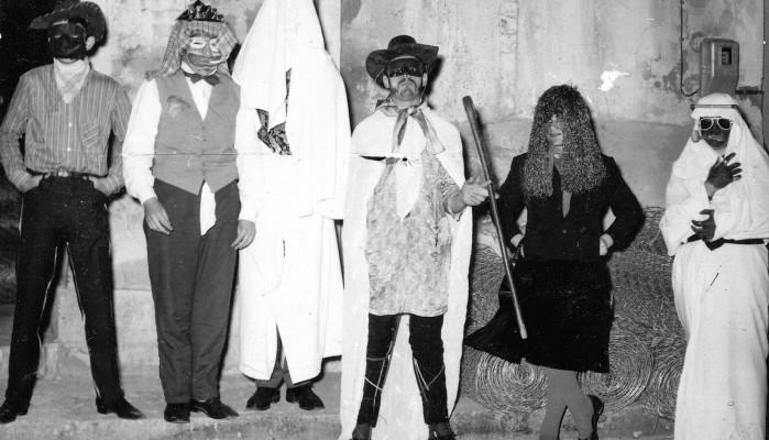 Το πρώτο επίσημο καρναβάλι στην Κίσαμο 40 χρόνια πριν! (φωτό)