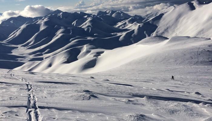 Επτά ημέρες στα Λευκά Όρη - Ένα βίντεο απίστευτης ομορφιάς