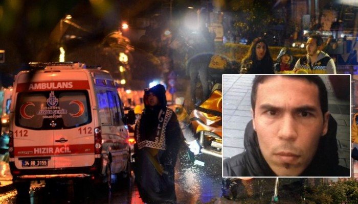 Στην Ελλάδα διέφυγε ο μακελάρης του Reina λέει τουρκική εφημερίδα