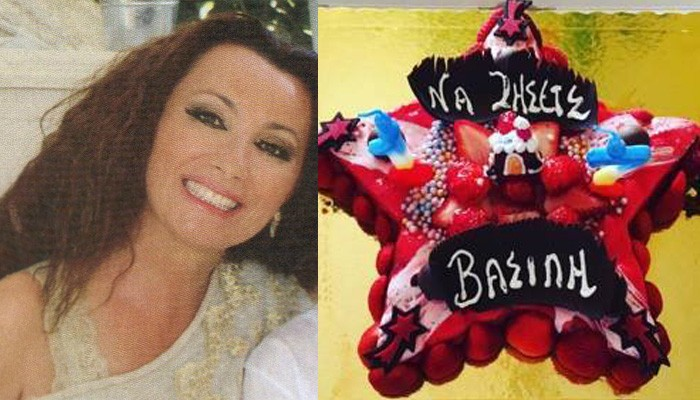 Μαλλιωτάκη: Τρυφερό μήνυμα στον γιο της για τα γενέθλια και την γιορτή του