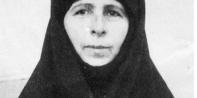 Εκοιμήθη η γερόντισσα μοναχή Μαριάμ της Ιεράς Μονής Κορακιών!