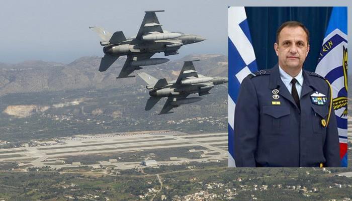 Ο νέος Διοικητής Αεροπορικής Υποστήριξης και η τραγωδία στα Χανιά
