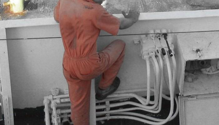 Αεροδιακομιδή στήθηκε για ναυτικό του πλοίου ΠΡΕΒΕΛΗ