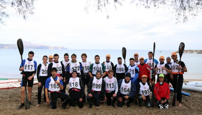Επιτυχημένο το «1ο Winter Aegean Race Chania 2017»