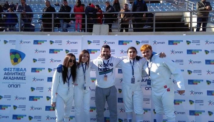 Στο Πανελλήνιο Πρωτάθλημα Εφήβων - Νεανίδων η ΓΕΗ