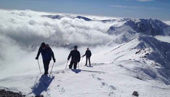 Πεζοπορία στα χιόνια ετοιμάζει ο ορειβατικός σύλλογος Αγίου Νικολάου