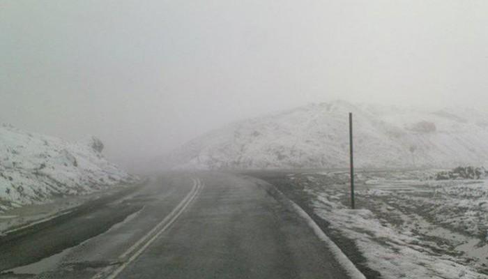 Οι δρόμοι της Κρήτης στους οποίους έχει διακοπεί η κυκλοφορία λόγω παγετού