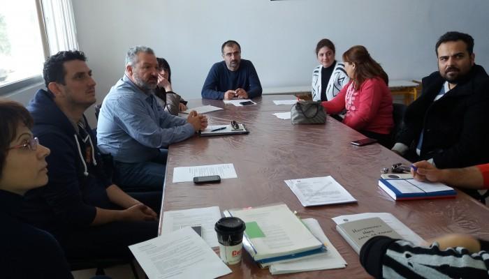 Ενημερώθηκαν οι οργανώσεις παραγωγών Χανίων για τους φακέλους στον ΟΠΕΚΕΠΕ