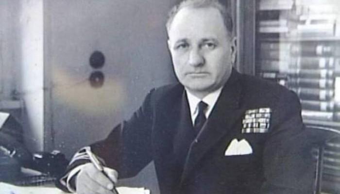 «Έφυγε» ο Χανιώτης ήρωας της απόβασης στη Νορμανδία Ναύαρχος Γρ. Παυλάκης