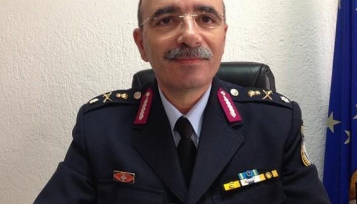Αποχαιρετιστήρια επιστολή του Αστυνομικού Διευθυντή Λασιθίου Μ. Πετάση