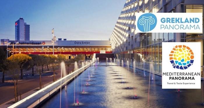 MEDITERRANEAN PANORAMA – Η μοναδική έκθεση τουρισμού στην Σουηδία!